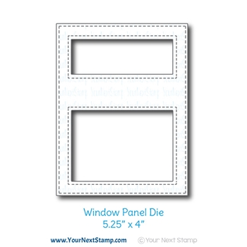 Your Next Die WINDOW PANEL ynsd721