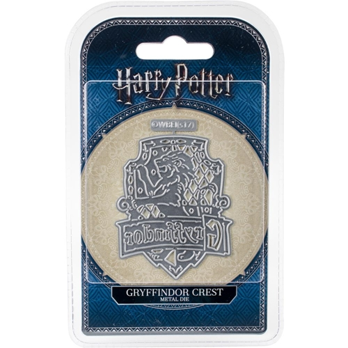 Character World Harry Potter GRYFFINDOR CREST Metal Die DIS2325 Preview Image