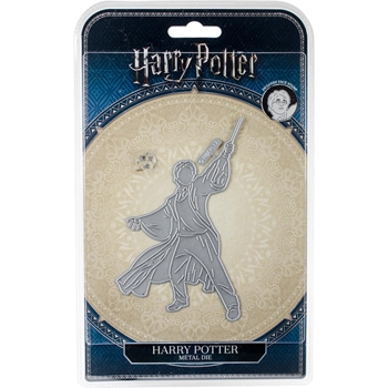 Character World HARRY POTTER Metal Die and Face Stamp Set DIS2301