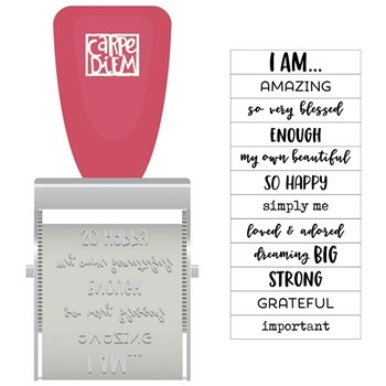Simple Stories I AM Roller Stamp 10045