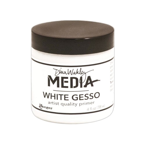Dina Wakley Ranger WHITE GESSO Media MDM41689 Preview Image