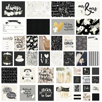 Simple Stories ALWAYS & FOREVER Snap Cards 10077