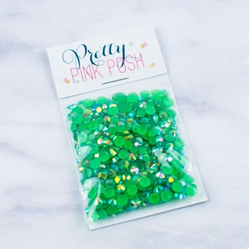 Pretty Pink Posh SHAMROCK Jewels