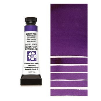 Daniel Smith CARBAZOLE VIOLET 5ML Extra Fine Watercolor 284610019