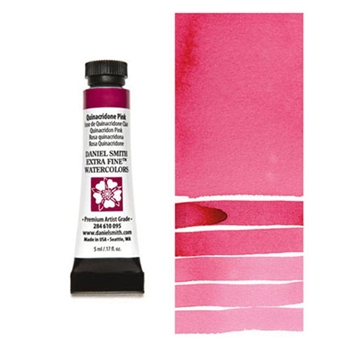 Daniel Smith QUINACRIDONE PINK 5ML Extra Fine Watercolor 284610095