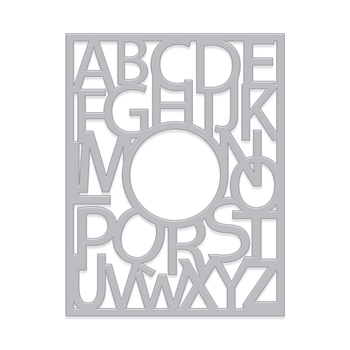 Hero Arts Fancy Die ALPHABET WINDOW DI492