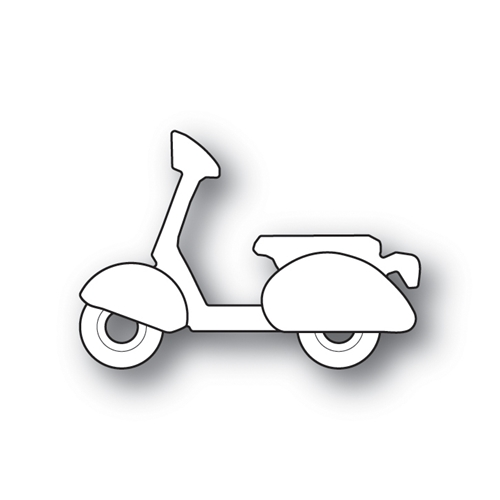 Memory Box SWIFT SCOOTER Craft Die 99977 Preview Image