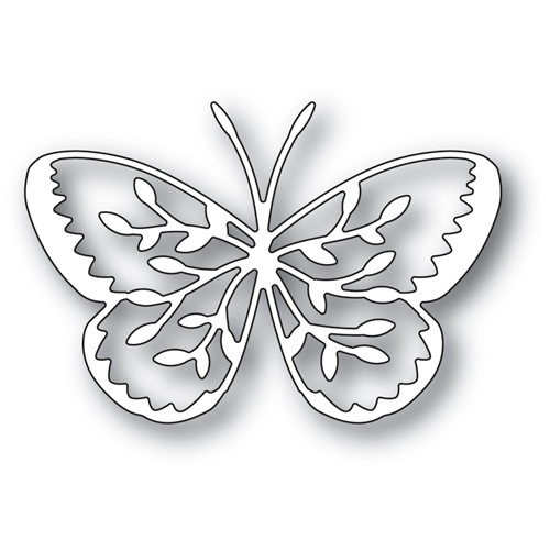 Memory Box Vine Butterfly Craft Die