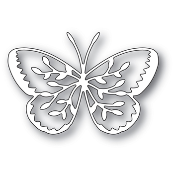 Memory Box VINE BUTTERFLY Craft Die 99998