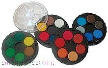 Hero Arts WATERCOLOR PAINT WHEELS 24 COLORS PD101 zoom image
