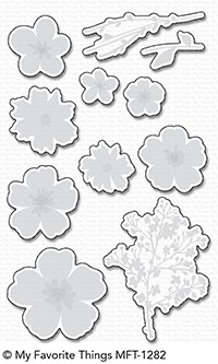 My Favorite Things PRESSED FLOWERS Die-Namics MFT1282