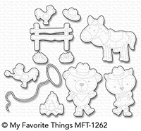 My Favorite Things BEST IN THE WEST Die-Namics MFT1262