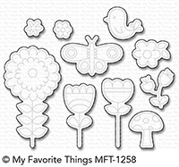 My Favorite Things BEAUTIFUL DAY Die-Namics MFT1258