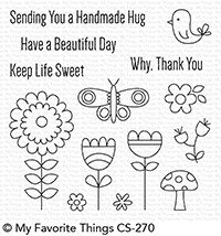 My Favorite Things BEAUTIFUL DAY Clear Stamps CS270