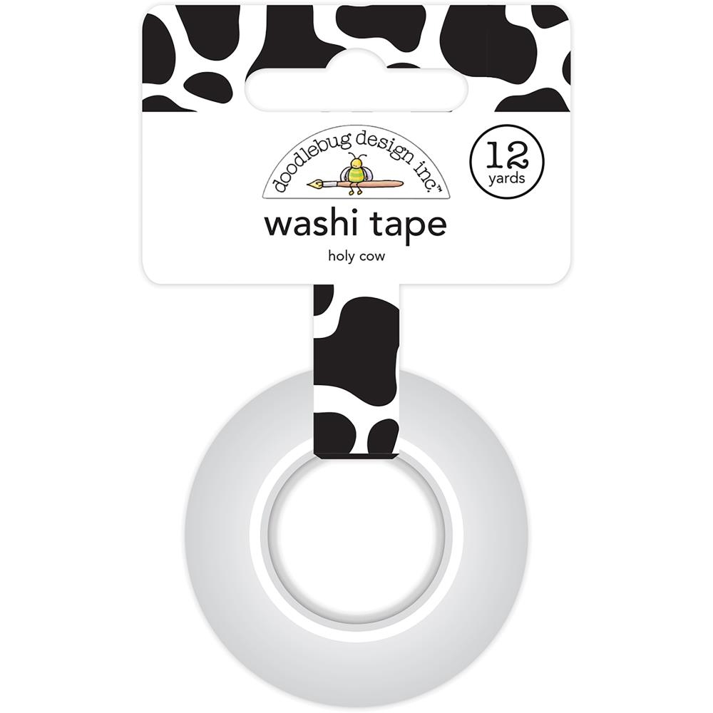 Doodlebug HOLY COW Washi Tape Down on the Farm 5887 zoom image