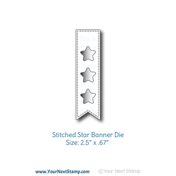 Your Next Die STAR BANNER ynsd726