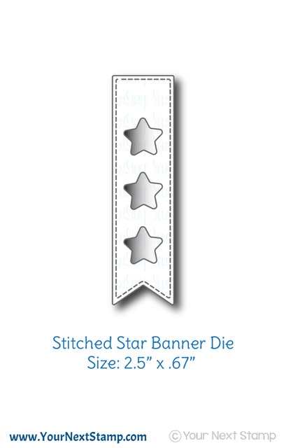 Your Next Die STAR BANNER ynsd726 zoom image