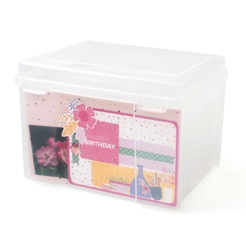 We R Memory Keepers CARD AND CRAFT ORGANIZER 660270
