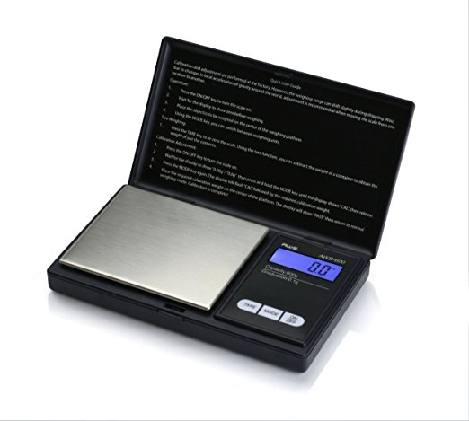 AWS Portable DIGITAL SCALE Acrylic Pouring aws600 zoom image