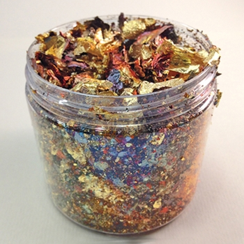 Cosmic Shimmer MULLED WINE Gilding Flakes 905775