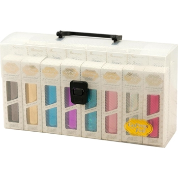 Couture Creations FOIL STORAGE CASE With 16 Foils co726147