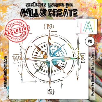 AAL and Create Compass Stencil