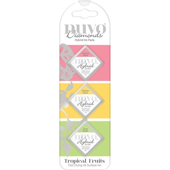 Tonic TROPICAL FRUITS Nuvo Diamond Hybrid Ink Pads 80n