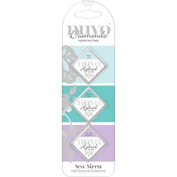 Tonic SEA SIREN Nuvo Diamond Hybrid Ink Pads 81n