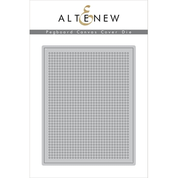 Altenew PEGBOARD CANVAS Cover Die ALT2114