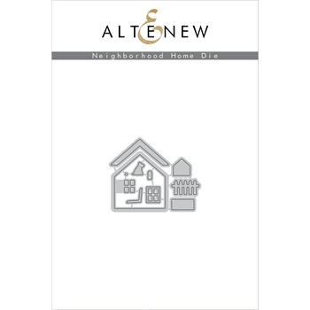 Altenew NEIGHBORHOOD HOME Die Set ALT2113