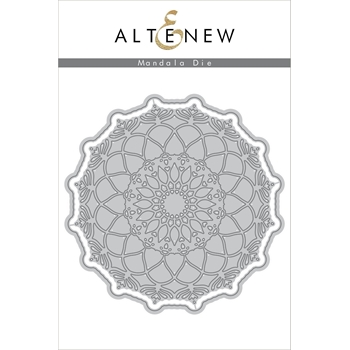 Altenew MANDALA Die Set ALT2111