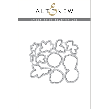 Altenew SWEET ROSE BOUQUET Die Set ALT2100
