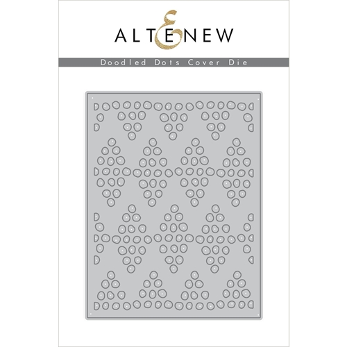 Altenew DOODLED DOTS COVER Die ALT2108 Preview Image