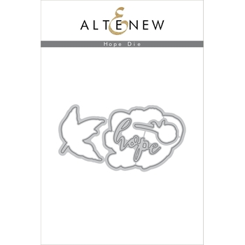 Altenew HOPE Die Set ALT2094