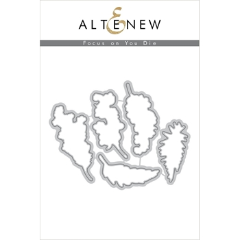 Altenew FOCUS ON YOU Die Set ALT2091