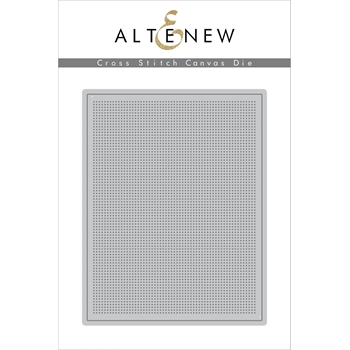 Altenew CROSS STITCH CANVAS Die ALT2107