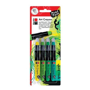 Marabu JUNGLE Art Crayon Set 01409000200