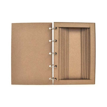 Joggles RECTANGULAR 6x9 Tunnel Book 57111
