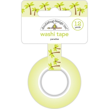 Doodlebug PARADISE Washi Tape Sweet Summer 5891