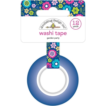 Doodlebug GARDEN PARTY Washi Tape Hello 5895