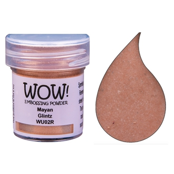 WOW Embossing Powder MAYAN Regular WU02R