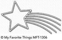 My Favorite Things SHOOTING STAR Die-Namics MFT1306