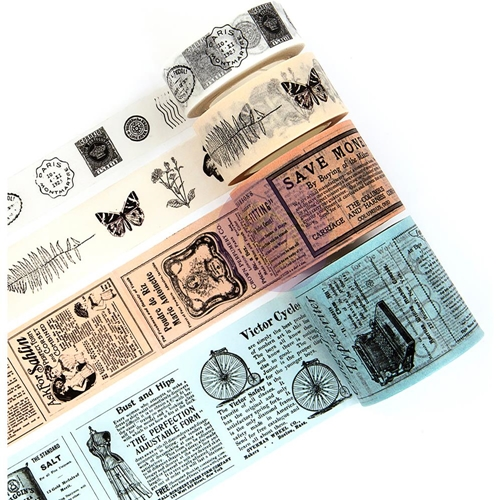 Prima Marketing VINTAGE Decorative Tape PTJ 630546 Preview Image