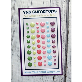 Your Next Stamp WATERMELON PARTY Gumdrops ynsgd092