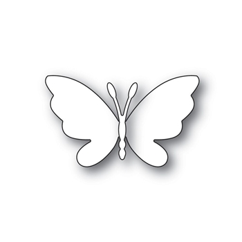 Simon Says Stamp ADELINE BUTTERFLY Wafer Dies s542 Fluttering By