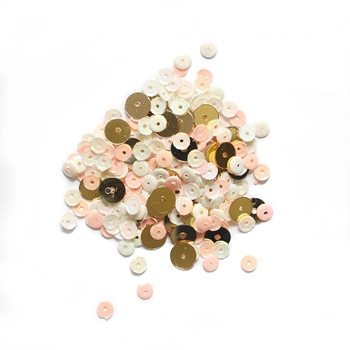 Simon Says Stamp PEACHES AND CREAM Confetti Sequins pacs18