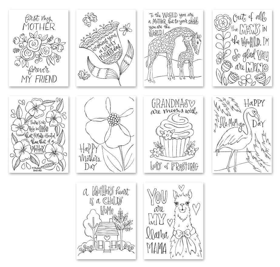 Simon Says Stamp Suzy's MOTHERS DAY Watercolor Prints szwcm18 zoom image