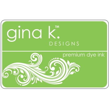 Gina K Designs LUCKY CLOVER Premium Dye Ink Pad 4143