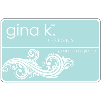 Gina K Designs SEA GLASS Premium Dye Ink Pad 4082