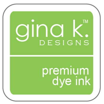 Gina K Designs LUCKY CLOVER Cube Premium Dye Ink Mini Pad 4150